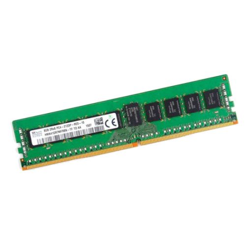 SK hynix 8GB 2Rx8 PC4-2133P DDR4 RE0-10 Registered ECC