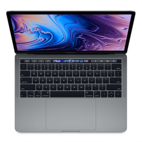 Apple MacBook Pro 15,4 13 Zoll A2159 2019 Touchbar i7-8557U 1.70GHz GBR A-Ware 16GB RAM 512GB SSD spacegrey