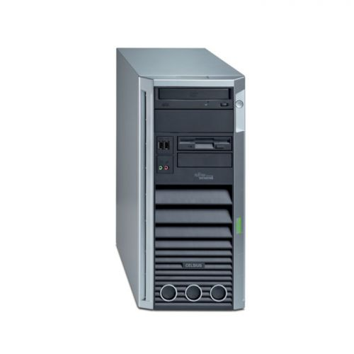 Fujitsu Celsius W350 Workstation 1x Intel Core 2 Duo E6300 1.86GHz A-Ware Win10