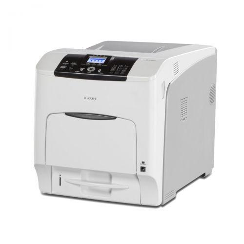 RICOH Aficio SP C430DN A4 Laserdrucker Farbe unter 10.000 Seiten Toner über 51%