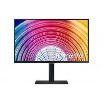 Samsung S24A600NWU 61 cm (24 Zoll) 2560 x 1440 Pixel Wide Quad HD+ LCD Schwarz