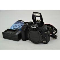 Canon EOS 1000D Gehäuse SLR-Digitalkamera gebraucht (10 Megapixel, Live-View) schwarz