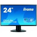 iiyama ProLite XB2481HS-B1 LED (23.6 Zoll) 1920x1080px Full HD Schwarz