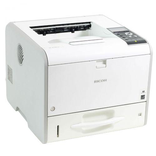 RICOH SP 4510DN A4 Laserdrucker S/W unter 8.000 Seiten Toner über 51%