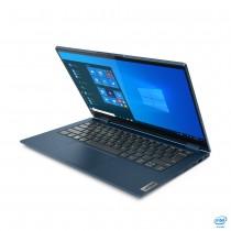 Lenovo ThinkBook 14s Yoga Hybrid (2-in-1) (14 Zoll) 1920x1080px Touchscreen Intel i5 11.Gen 16GB 512GB blau