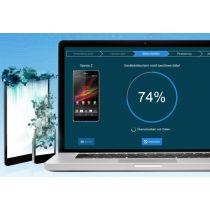 100% sichere Smartphone/ Tablet Datenlöschung mit Zertifikat