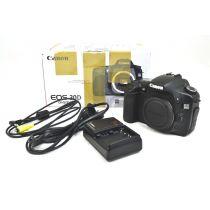Canon EOS 30D Body SLR-Digitalkamera gebraucht (8 Megapixel) schwarz OVP