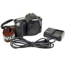Canon EOS 30D Body SLR-Digitalkamera gebraucht (8 Megapixel) schwarz