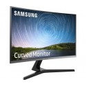 Samsung C27R504FHR (27 Zoll) 1920x1080px LED Grau Curved Gaming Monitor