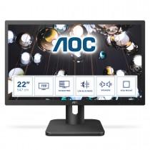 AOC E1 22E1D (21.5 Zoll) 1920x1080px Full HD LED