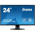 iiyama ProLite X2481HS-B1 LED (23.6 Zoll) 1920x1080px Full HD