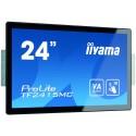 iiyama ProLite TF2415MC-B2 Touchscreen-Monitor (23.8 Zoll) 1920x1080px Multitouch Multi-Nutzer Schwarz