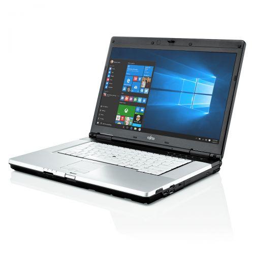 Fujitsu Lifebook E780, 15 Zoll, Intel Core i5-M520 2.67GHz, DVD, Windows 10, B-Ware DE