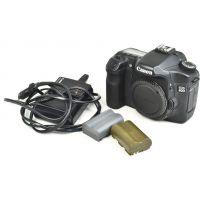 Canon EOS 40D DSLR 10 Megapixel, schwarz