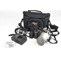 Canon PowerShot SX40 HS Digitalkamera gebraucht (12 Megapixel, 35-fach opt. Zoom, 6,9 cm (2,7 Zoll) Display) schwarz