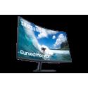 Samsung C27T550FDR (27 Zoll) 1920x1080px Full HD Schwarz
