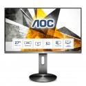 AOC 90 Series U2790PQU (27 Zoll) 3840x2160px 4K Ultra HD LED Grau