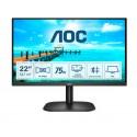 AOC B2 22B2H (21.5 Zoll) 1920x1080px Full HD LED Schwarz