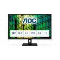 AOC E2 Q32E2N LED (31.5 Zoll) 2560x1440px Quad HD Schwarz
