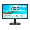 AOC B2 27B2AM LED (27 Zoll) 1920x1080px Full HD Schwarz