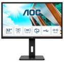 AOC P2 Q32P2 (31.5 Zoll) 2560x1440px 2K Ultra HD LED Schwarz