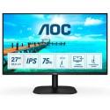 AOC 27B2H (27 Zoll) 1920x1080px Full HD LED Schwarz
