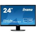 iiyama ProLite X2483HSU-B3 LED (23.8 Zoll) 1920x1080px Full HD Schwarz