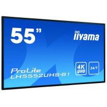 iiyama LH5552UHS-B1 Digital-Signage-Display 138.7cm (54.6 Zoll) VA 4K Ultra HD Android OS