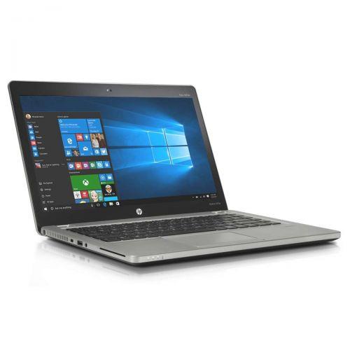 HP EliteBook Folio 9480m 14 Zoll (35.6 cm) Intel Core i5-4310U 2.00GHz DE A-Ware 16GB Win10 HDD Webcamvorhanden WWANnicht vorhan