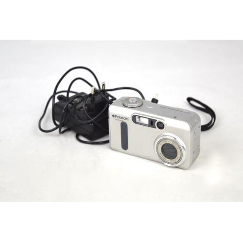 Polaroid PDC 5350 (5,25 MB, 4-fach Zoom), silber