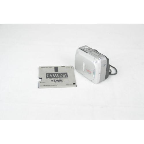 Olympus Camedia Digital Camera C-40 ZOOM