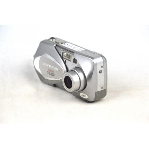 Olympus Camedia C-460 Zoom (4,2 Megapixel), silber