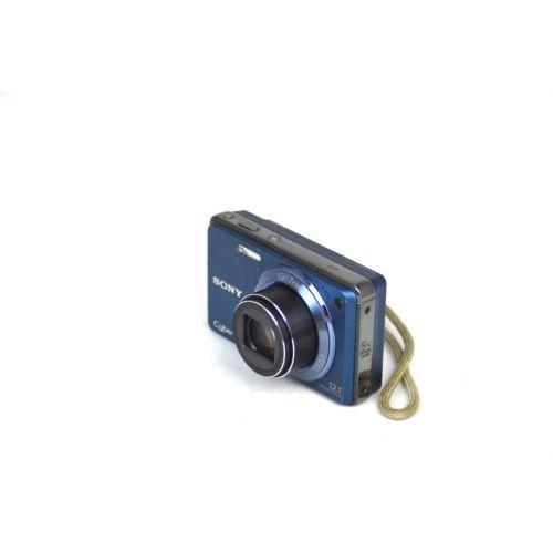 Sony Cybershot DSC-W290 gebraucht (12.1 Megapixel, 5-fach opt. Zoom) blau