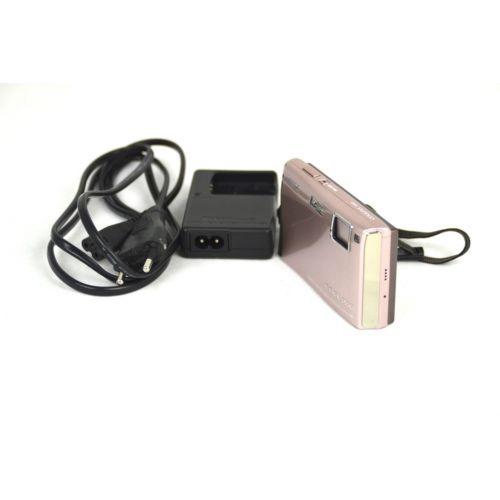 Nikon Coolpix S60 (10,3 Megapixel), pink
