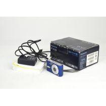 Panasonic Lumix DMC-FX10 gebraucht (6,4 MP), dunkelblau
