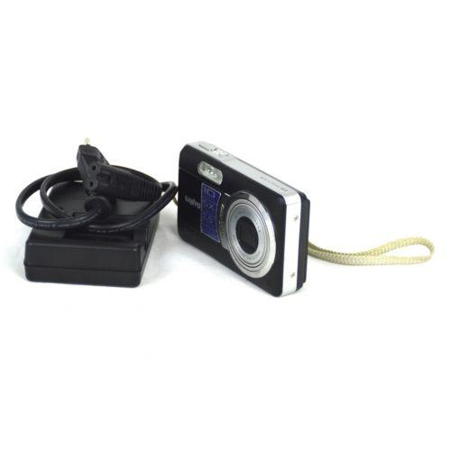 Sanyo Xacti VPC-E10 (10,3 Megapixel), schwarz