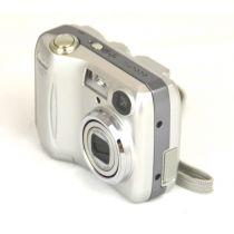 Nikon Coolpix 4100 (4,2 Megapixel), silber