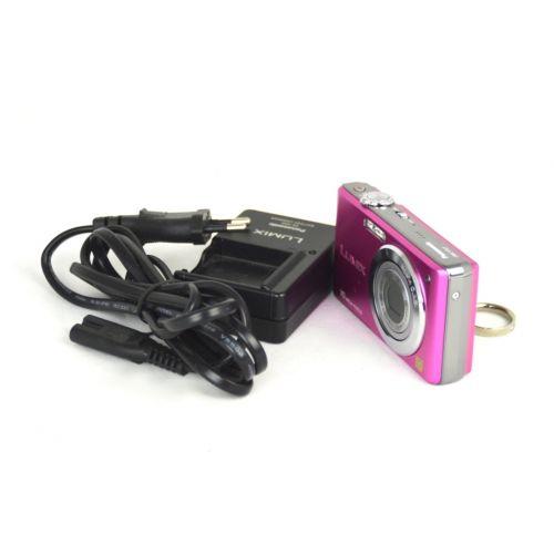 Panasonic Lumix DMC-FS7 (10 Megapixel) in pink