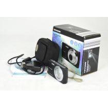 Tevion E43004 (14 Megapixel), schwarz Digitalkamera gebraucht