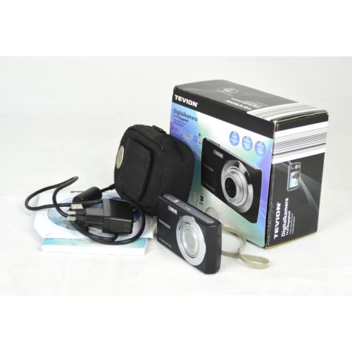Tevion E43004 (14 Megapixel), schwarz