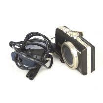 Canon PowerShot SX200 IS (12 Megapixel, 12-fach opt. Zoom) Farbe braun