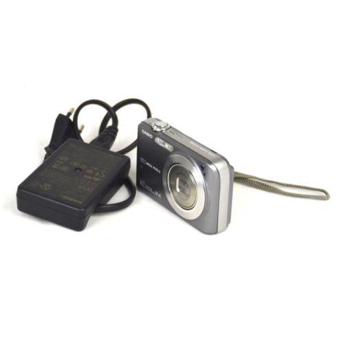 Casio Exilim EX-Z1080 (10,3 Megapixel), silver