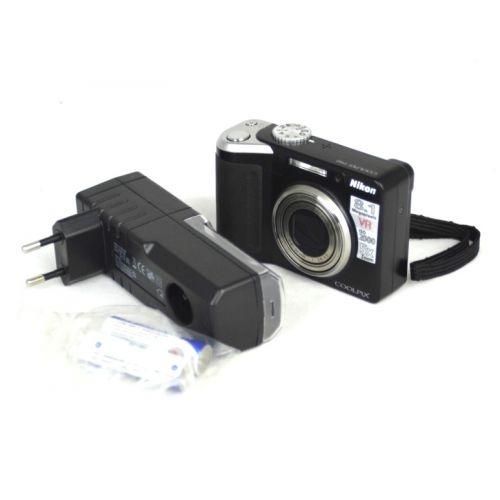 Nikon Coolpix P60 (8,5 Megapixel), schwarz
