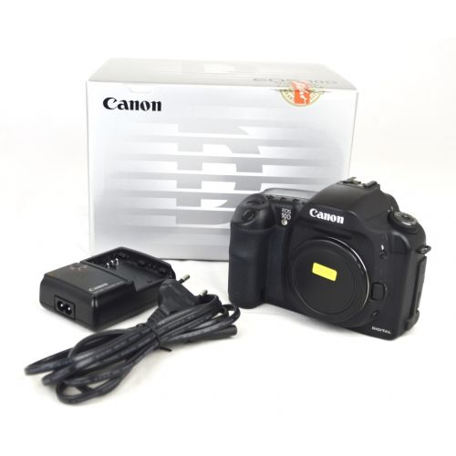 Canon EOS 10D Body OVP (6,5 Megapixel), schwarz