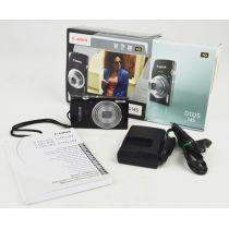 Canon IXUS 145 (16 Megapixel), schwarz