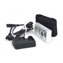 Sony Cyber-shot DSC-W210 (12,4 Megapixel), silber