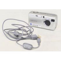 Sony Cyber-shot DSC-S40 (4,2 Megapixel), silber