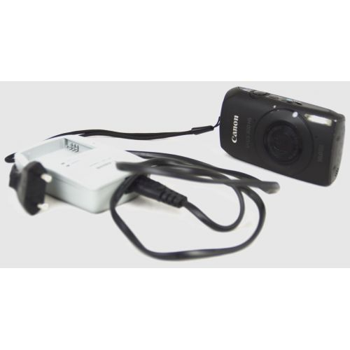 Canon Ixus 300 HS (10,0 Megapixel), schwarz