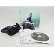 Canon Ixus 120 IS (12,1 Megapixel), blau