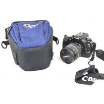 Canon EOS 30 mit Objektiv gebraucht (8 Megapixel) schwarz
